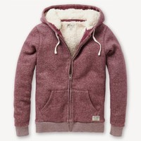 The Milsolm Sherpa Hoodie | Jack Wills