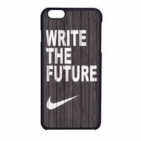 Nike Write Future Wood iPhone 6 Case