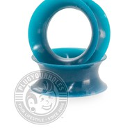 Dark Teal Silicone Ear Skins