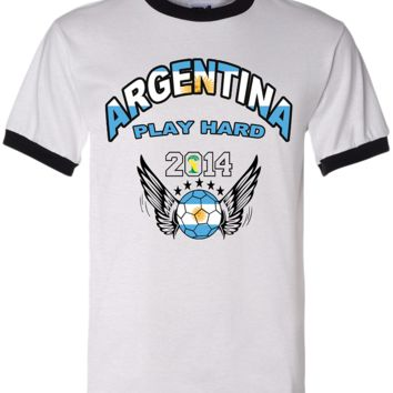 ARGENTINA WORLD CUP T SHIRTS