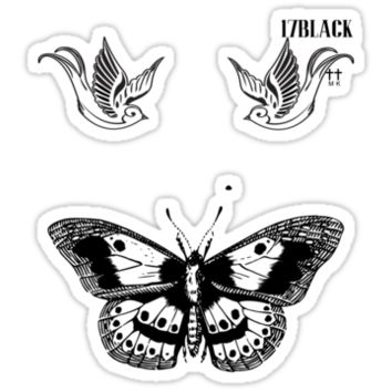 Harry Styles Chest Tattoos *Updated* T-Shirts & Hoodies