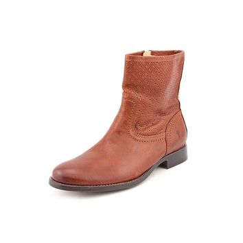 Frye Women's 'Melissa Perf Bootie' Leather Boots