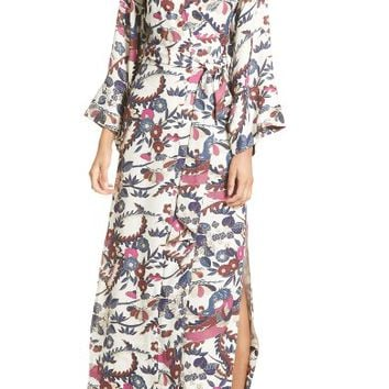 Elizabeth and James Howe Kimono Wrap Dress | Nordstrom
