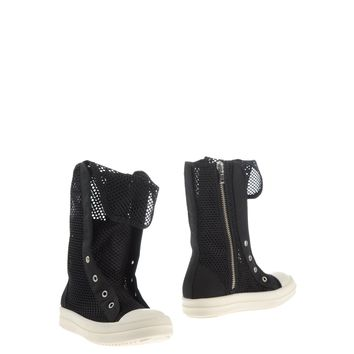 Drkshdw By Rick Owens Ankle Boots