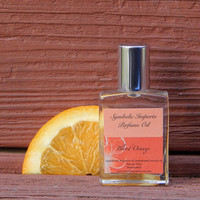 Blood Orange Perfume Oil - Summer Citrus - 15mL