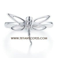 Shopping Cheap Tiffany and Co Dragonfly Ring At Tiffanyco925.com - Discount Tiffany Rings