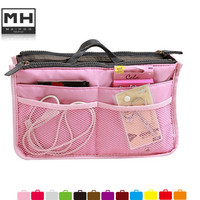 Makeup Bag necessaire cosmetics organizer Family Cosmetic Bag portable women make up bag multifunctional Storage bag travel