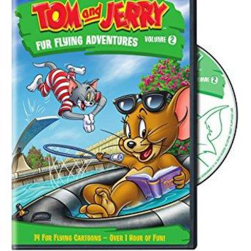 Various - Tom and Jerry: Fur Flying Adventures, Vol. 2