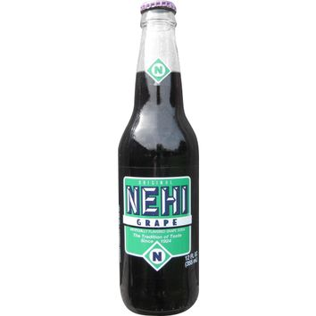 Glass Bottle Nehi Grape