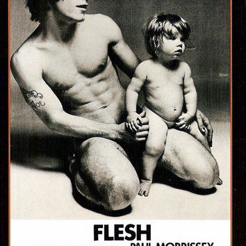 Andy Warhol's Flesh (Spanish) 11x17 Movie Poster (1968)