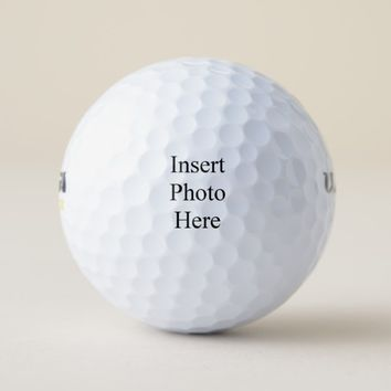 Design Your Own Custom Personalized Golf Balls
