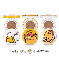 [Holika Holika] LAZY&EASY Face2Change Photo Ready Cushion BB SPF50+ PA+++(Gudetama)