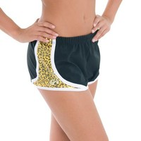 Golden Lynx Funky Print Sporty Short from GK Elite