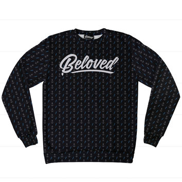 Beloved Premium Anchor Bolt Sweatshirt