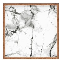DENY Designs Marble Square Tray | Nordstrom