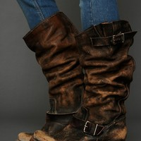 Free People Contra Washed Tall Boot