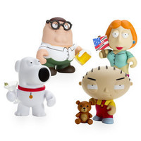 Family Guy Mini Figures - buy at Firebox.com