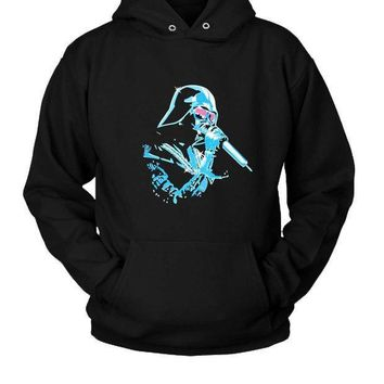 Funny Star Wars Darth Vader Autotune Hoodie Two Sided