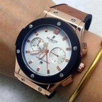 Hublot men and women tide brand fashion mechanical watches F