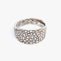 Stingray Signet Ring
