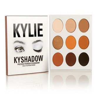Kylie Kyshadow Eyeshadow-The Bronze Palette