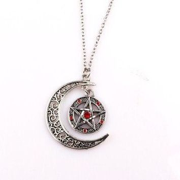 The Evil Forces Supernatural Dean Charm Necklace Pendant