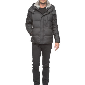 Marc New York - Hawthorne - Ultra Down Puffer w. Rabbit
