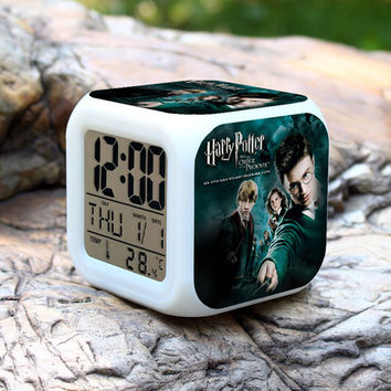 Harry Potter Digital Led Alarm Clock