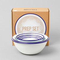 Prep Set by Falcon Enamelware