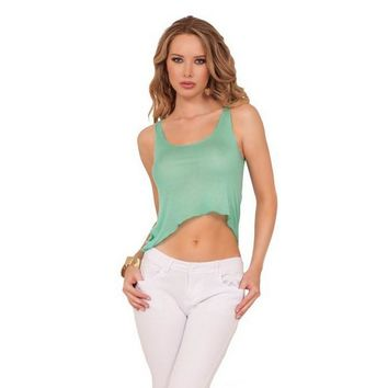 One Piece Summer Shirts Cotton   Sleeve Sports Tops Blouse = 5988187969