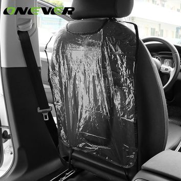 Car Auto Seat Back Protector Cover Back Seat For Children Babies Kick Mat Protects From Mud Dirt Clean High Quanlity