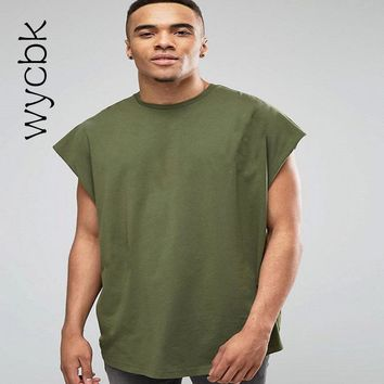 Men Fashion Summer Style Kanye West T-shirts Fear of god T-shirt Season 3 Justin Bieber Crop Top Hip Hop Swag Tees