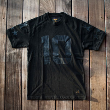 10 Deep - S14 J Brown Jersey - Black
