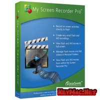 My Screen Recorder Pro 5.12 Crack + Serial Key Download Free