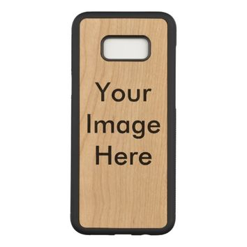 Personalized Carved Samsung Galaxy S8+ Case