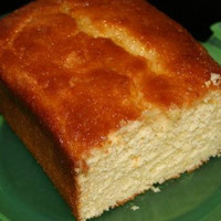 Homemade Orange Cream Cheese Bread, loaf