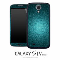 Shine Green Skin for the Galaxy S4