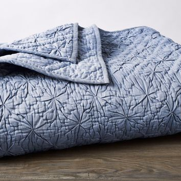 Riverstone Twilight Organic Quilts & Shams