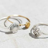 Pacific Rim Ring Set - Urban Outfitters