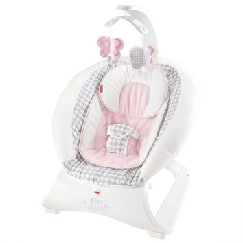 Sweet Surroundings Butterfly Friends Deluxe Bouncer