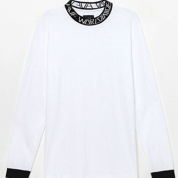 LMFONDI5 HUF Letras Long Sleeve T-Shirt