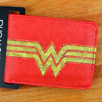 Wonder Woman Bifold Wallet