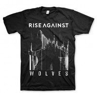 Wolves Bold Tee (Black)