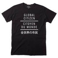 Global Citizen T-Shirt from Apolis