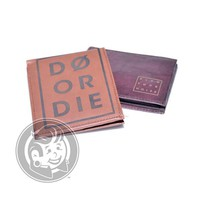 Do or Die Leather Wallet