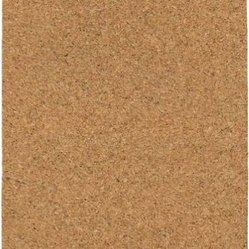 "Con-Tact® Brand 04F-C6421-06 Self-Adhesive Shelf & Drawer Liner, 18"" x 4', Cork"