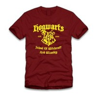 Hogwarts School Of Witchcraft And Wizardry T-Shirt - Movie Shirts - Only $9.99!