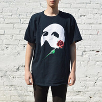 80s Phantom Of The Opera T-Shirt