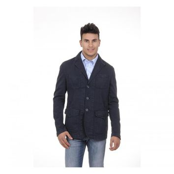 Dark Blue XL Fred Perry Mens Jacket 30732134 0176