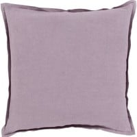Orianna Throw Pillow Purple